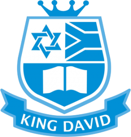 King David High School, Victory Park school logo